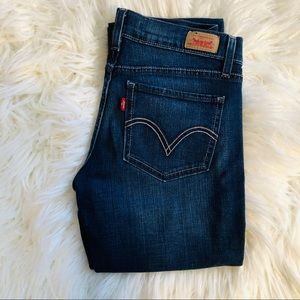 Levi's 524 Jeans-too super low